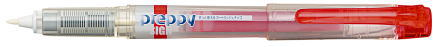 CSIQ-150-#11 PREPPY REFILLABLE  MARKER RED