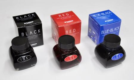 INK -1200-#1 BLACK INK -1200-#2 RED INK-1200-#3 BLU/BLK