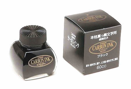 INKC 1500-BLACK CARBON INK