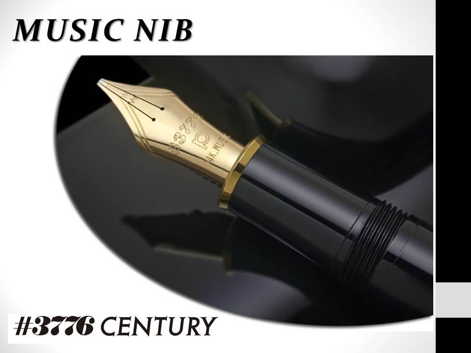 MUSIC NIB
