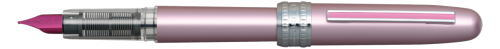 PGB-1000- #21 PLAISIR PINK STAINLESS STEEL NIB AVAILABLE IN FINE AND MEDIUM.
