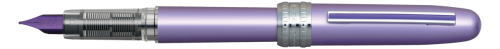 PGB-1000-#28 PLAISIR VIOLET STAINLESS STEEL NIB AVAILABLE IN FINE OR MEDIUM.