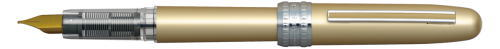 PGB-1000-#68 PLAISIR YELLOW STAINLESS STEEL NIB AVAILABLE IN FINE AND MEDIUM.