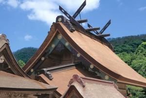 platinum izumo temple mountains