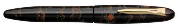 PIZ-80000#18 YAGUMONURI (CHERRY BLOSSOM) 18kt. GOLD NIB LIMITED EDITION OF 300